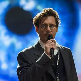 Transcendence Limps into 4th at Box Office