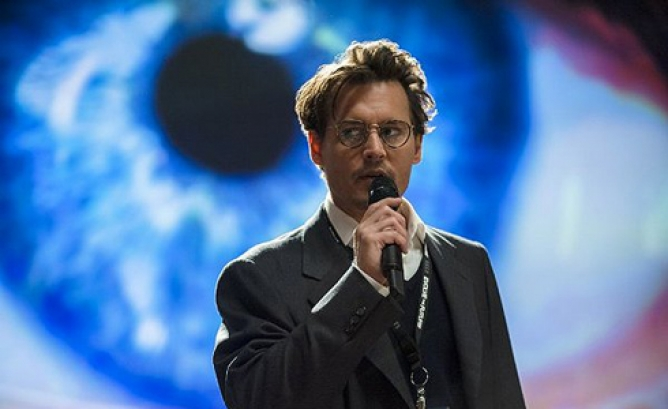 Picture from Transcendence Limps into 4th at Box Office