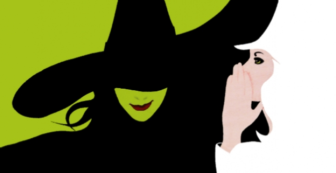 Picture from Wicked Rumored to be Coming to Theaters in 2016