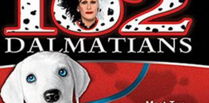102 Dalmatians parents guide