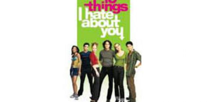 10 Things I Hate About You parents guide