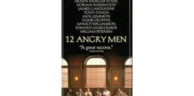12 Angry Men (1997) parents guide