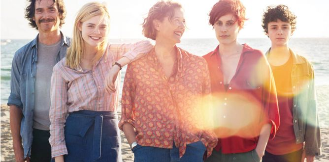 20th Century Women parents guide
