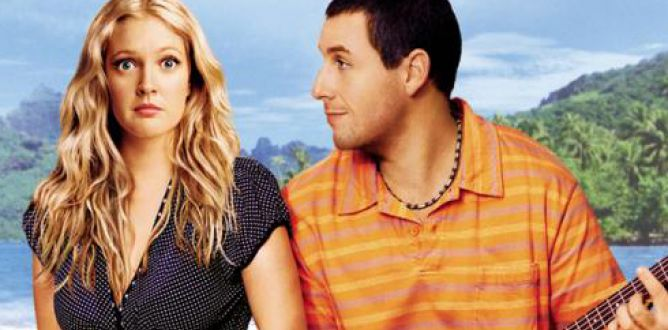 Picture from 50 First Dates