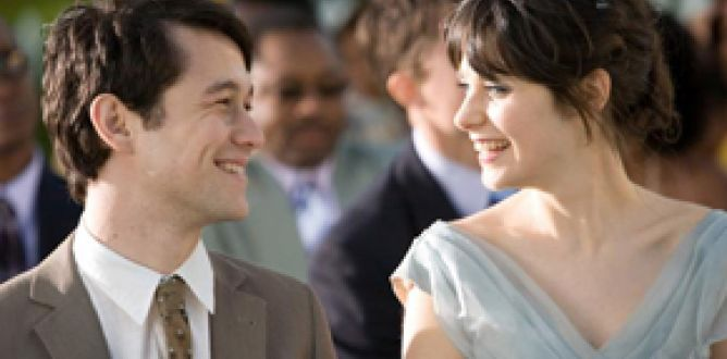 Picture from (500) Days of Summer