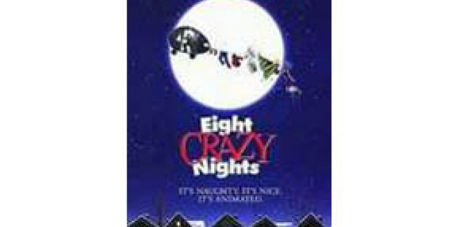 Adam Sandler's Eight Crazy Nights (2002) parents guide