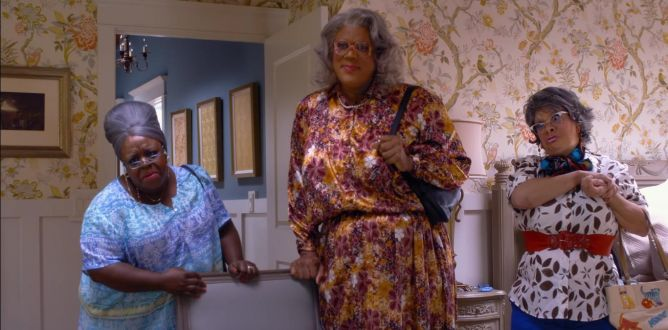 A Madea Family Funeral parents guide