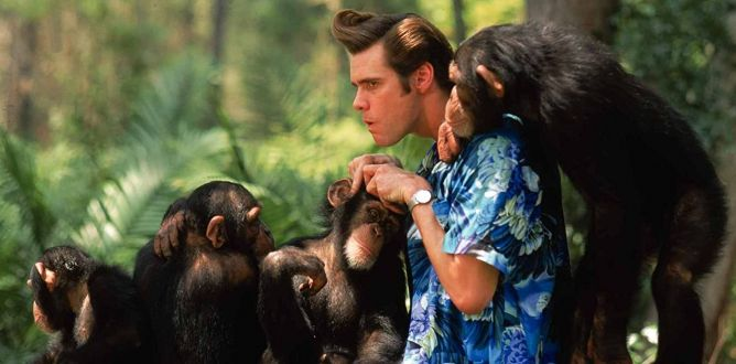 Ace Ventura: When Nature Calls parents guide