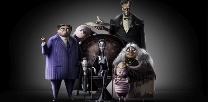 The Addams Family parents guide