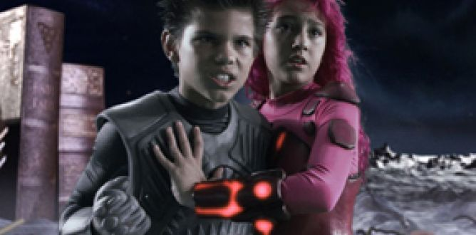 Picture from The Adventures of Shark Boy and Lava Girl in 3-D