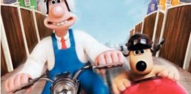 Picture from The Incredible Adventures Of Wallace & Gromit