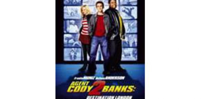 Agent Cody Banks 2: Destination London (2004) parents guide