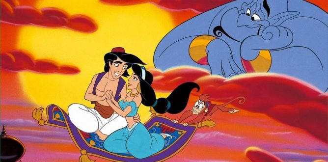 Picture from Aladdin