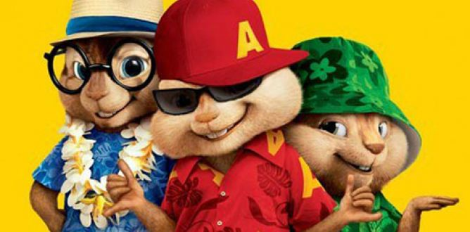 Picture from Alvin and the Chipmunks: Chipwrecked