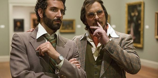 Picture from American Hustle