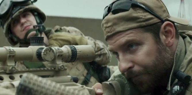 American Sniper parents guide