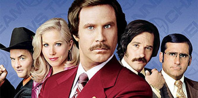Anchorman parents guide