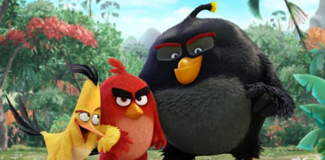 The Angry Birds Movie parents guide