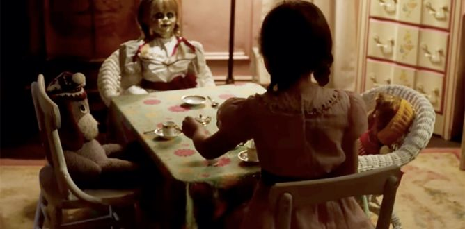 Annabelle Creation parents guide