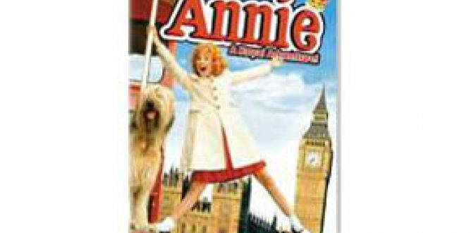 Picture from Annie: a Royal Adventure