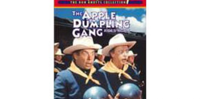 The Apple Dumpling Gang Rides Again parents guide