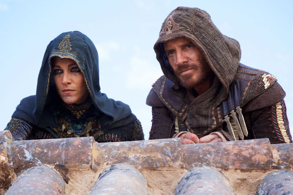 Assassin S Creed Movie Review For Parents