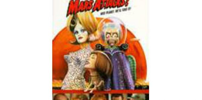 Mars Attacks parents guide