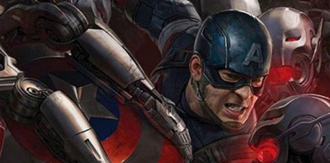 The Avengers: Age of Ultron parents guide