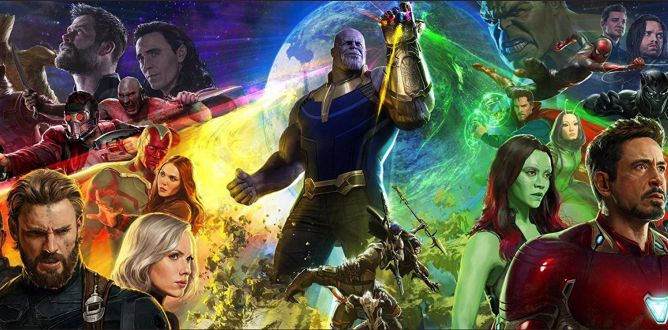 Avengers: Infinity War parents guide
