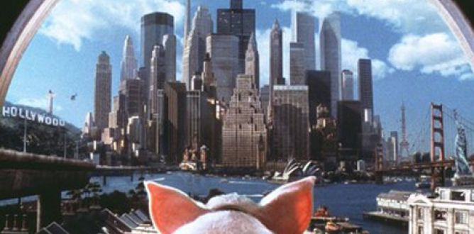 Babe: Pig In The City parents guide