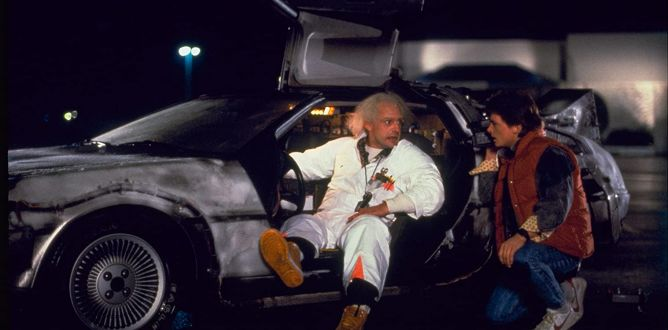 Back to the Future parents guide