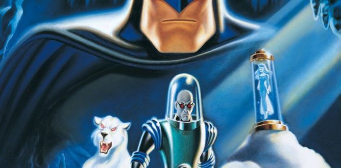 Batman & Mr. Freeze: SubZero parents guide