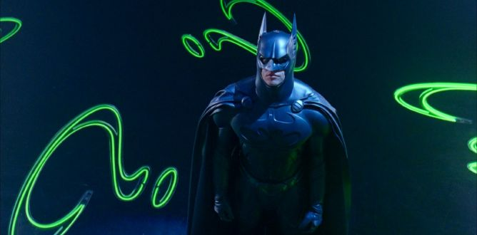 Batman Forever parents guide