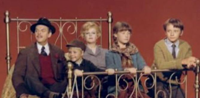 Bedknobs and Broomsticks parents guide