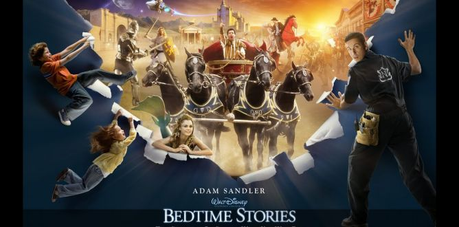 Bedtime Stories Movie Review for Parents