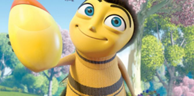Picture from Bee Movie