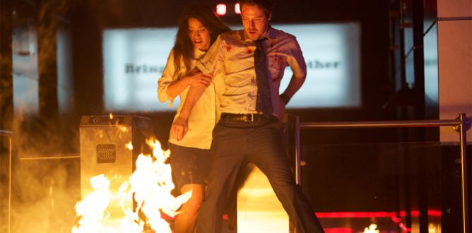 The Belko Experiment parents guide