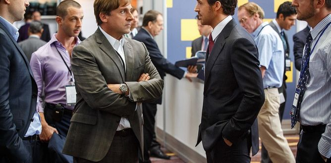 The Big Short parents guide