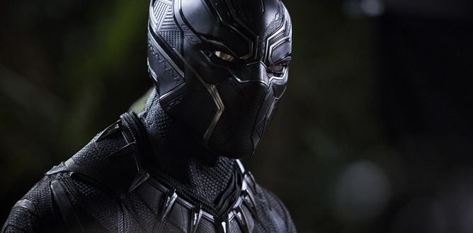 Black Panther parents guide