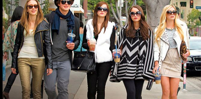 The Bling Ring rating info