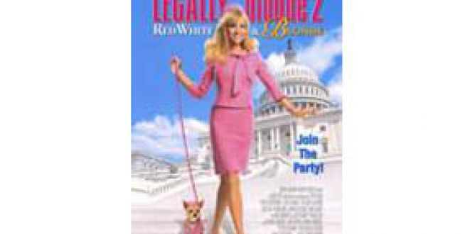 Legally Blonde 2: Red, White And Blonde parents guide