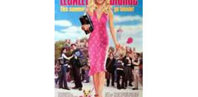 Legally Blonde (2001) parents guide