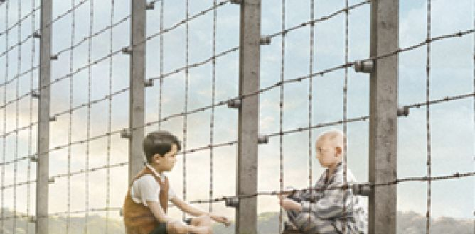 Picture from The Boy in the Striped Pajamas