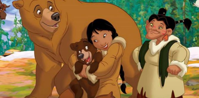 Brother Bear 2 Movie Review For Parents