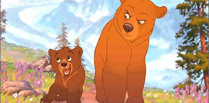 Brother Bear parents guide