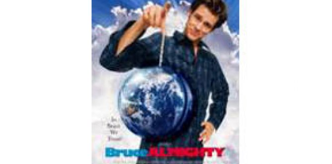 Picture from Bruce Almighty