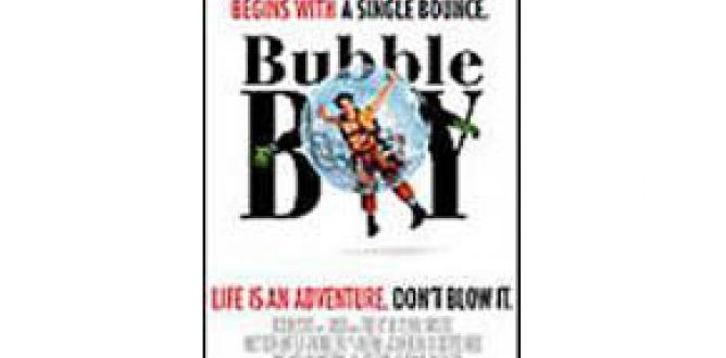 Bubble Boy parents guide