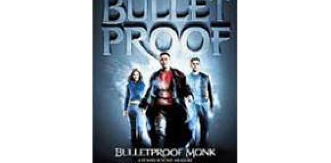 Picture from Bulletproof Monk