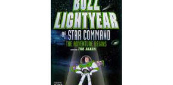 Picture from Buzz Lightyear of Star Command