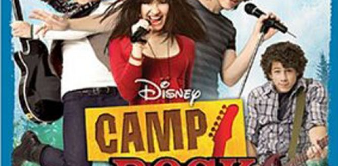 Camp Rock parents guide
